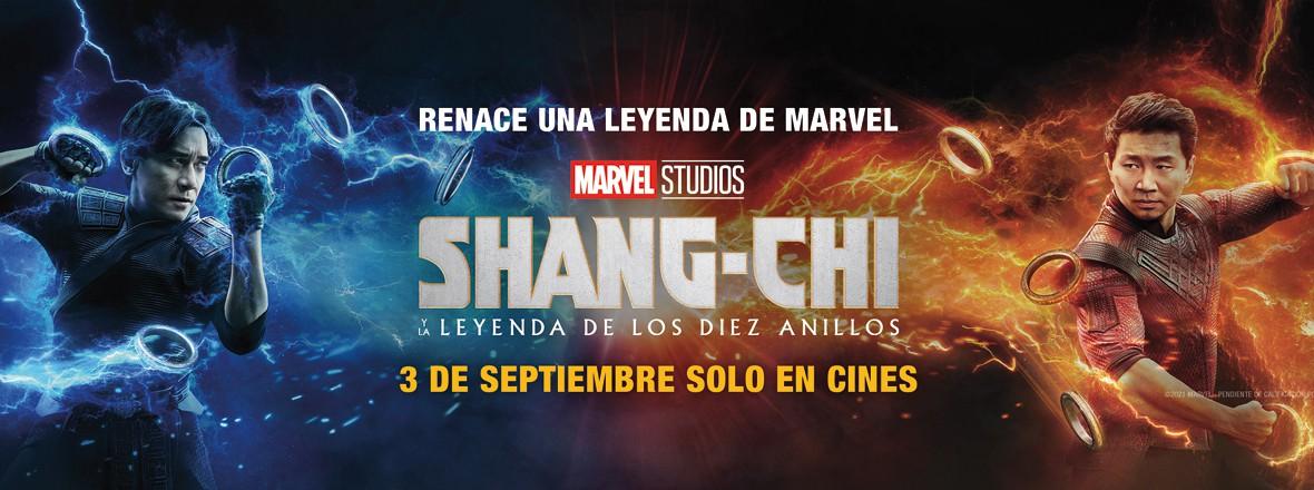 F - SHANG CHI