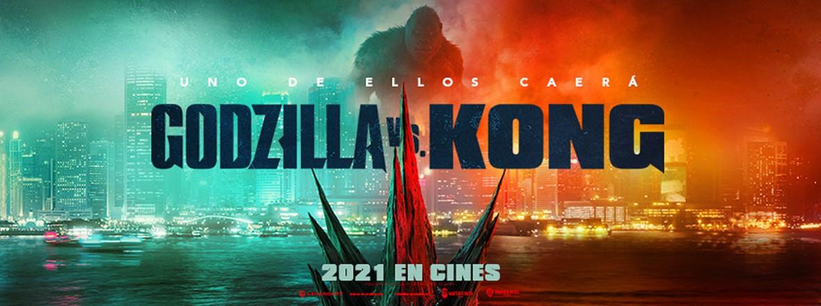 E - GODZILLA VS KONG